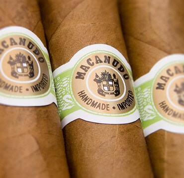 macanudo cigars