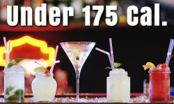 The Best Cocktails Under 175 Calories