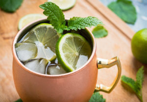 mixers moscow mule