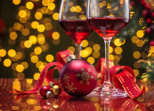 holiday wine feature