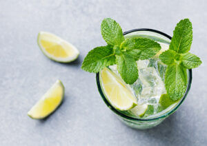 easy to make cocktails mojito