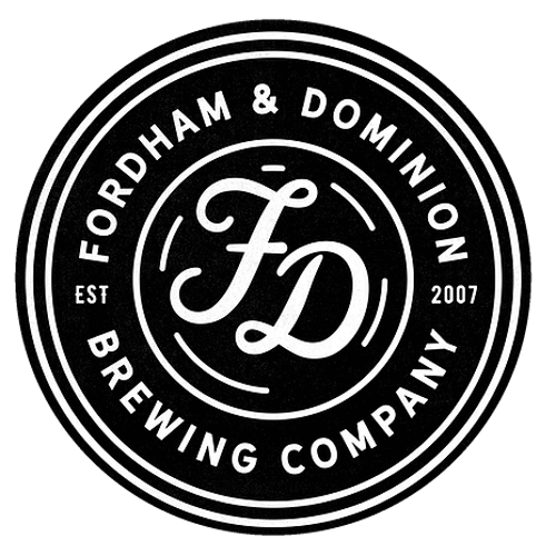 Fordham & Dominion Brewing Company Logo