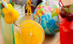 Take a Trip Around the World with These Delicious Drinks